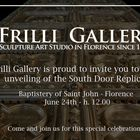 June 24th - Unveiling of the South Door replica -